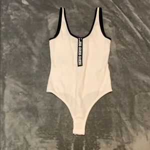 Guess size small bodysuit